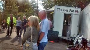 the hot pot